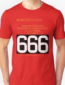 Aphrodite's Child - 666 T-Shirt