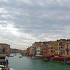Venetian Canal by Equinox
