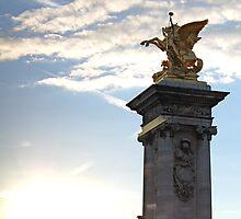 A Parisian Sunset by Equinox