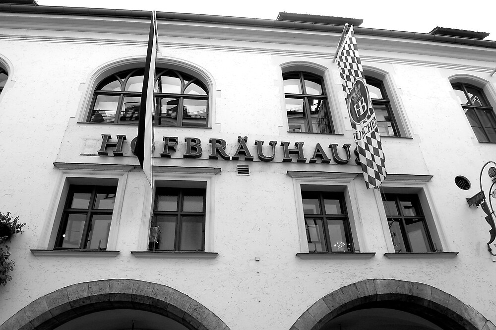 Hofbrauhaus Beer Hall by Equinox