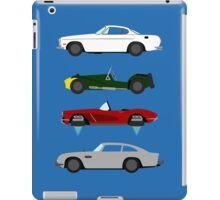 The Car's The Star: Spies iPad Case/Skin