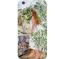 Garden Reflection iPhone Case/Skin
