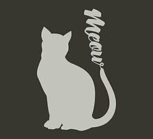 Meow by Diego DeNicola