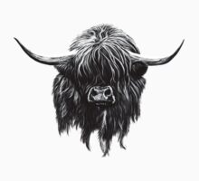 Scottish Highland Cow T-Shirt