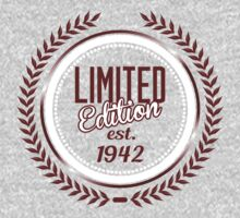 Limited Edition est.1942 by seazerka