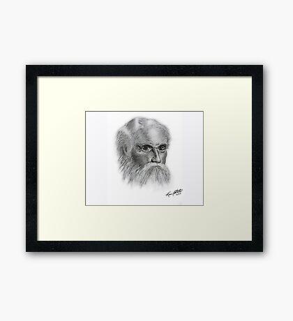 Leonardo Framed Print