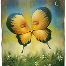 butterfly kiss by jimondo