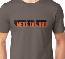 Next Level Shit Game Pc Xbox PS Gamer Gift T-Shirts Unisex T-Shirt