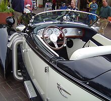 AUBURN  speedster by Jerry Stewart