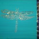 I am Dragonfly by WENDY BANDURSKI-MILLER