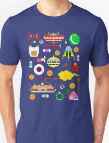 Dragon Ball Icons T-Shirt