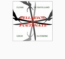 Bellarion the Fortunate, a motion picture from the mind behind Captain Blood and Scaramouche Unisex T-Shirt