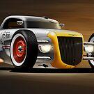 USAF - RAT (Yellow Tip) by Pete Elliott