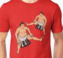 Sumo Wrestlers Unisex T-Shirt