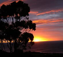 Sunset - Apollo Bay by oiseau