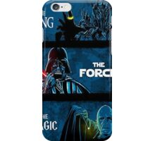 The Ring, The force, The magic iPhone Case/Skin