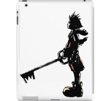 Kindom Hearts -Sora  iPad Case/Skin