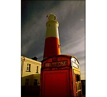 Emergency Services Photographic Print