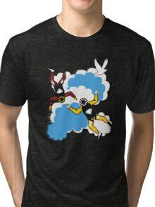 Sky Diving Tri-blend T-Shirt