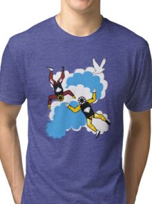 Sky Diving Tri-blend T-Shirt