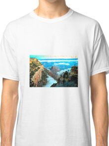 Voyage Travel Quote Collection  Classic T-Shirt