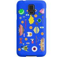 Dragon Ball Icons Samsung Galaxy Case/Skin