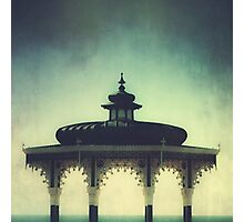 Brighton Bandstand Photographic Print