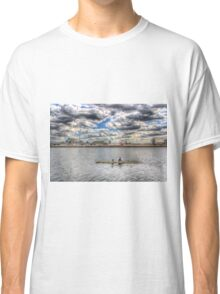 London City Airport Sculler Classic T-Shirt