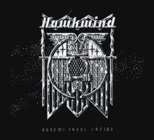 Hawkwind - Doremi Fasol Latido T-Shirt