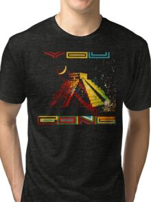 Gong - You Tri-blend T-Shirt