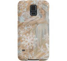 Snowflake Samsung Galaxy Case/Skin