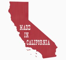 Made in California Kids Tee