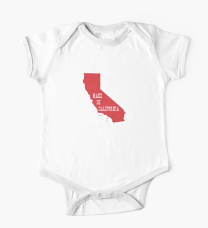 Made in California One Piece - Short Sleeve