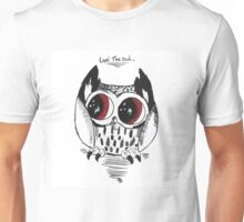 Loki the owl Unisex T-Shirt