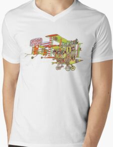 Jefferson Airplane - After Bathing at Baxter's Mens V-Neck T-Shirt