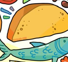 What Makes a Taco Sticker