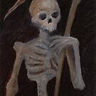 Death - The Grim Reaper by John Houle