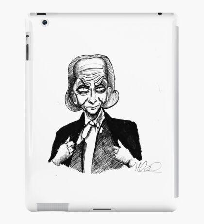 1st Doctor iPad Case/Skin