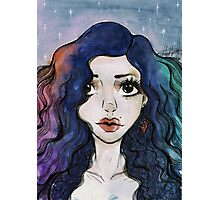 """Hev's Art ~ Marina and the Diamonds """"Froot""""  Photographic Print"""