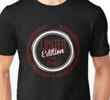 Limited Edition est.1962 Unisex T-Shirt