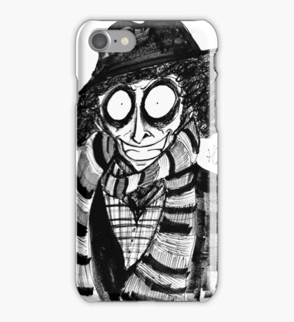 4th Doctor iPhone Case/Skin