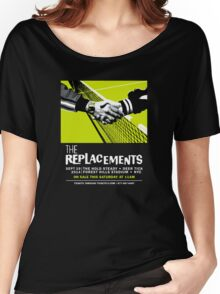 The Replacements Forest Hills show Women's Relaxed Fit T-Shirt