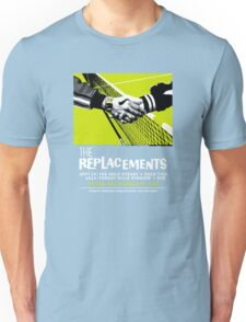 The Replacements Forest Hills show Unisex T-Shirt