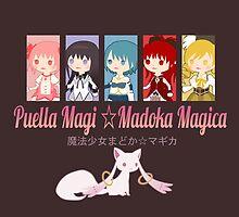 Madoka Magica by Aiysle