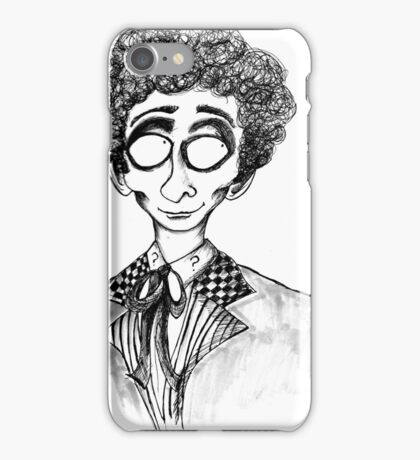 6th Doctor iPhone Case/Skin
