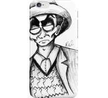 7th Doctor iPhone Case/Skin