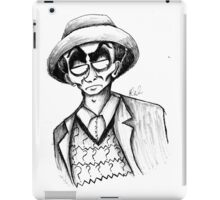 7th Doctor iPad Case/Skin
