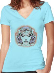 Gandalf - Gandalf Women's Fitted V-Neck T-Shirt
