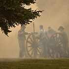Civil War Reenactments by Bryan Peterson