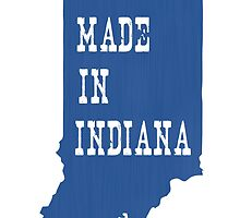 Made in Indiana by surgedesigns